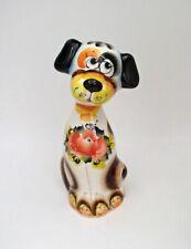 Hund Russisch Porzellan Figur #0216