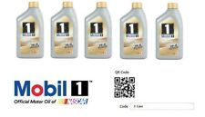5 Litri olio motore totalmente sintetico Mobil 10W40 Benzina & Diesel
