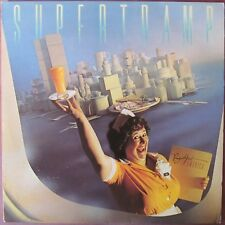 SUPERTRAMP Breakfast In America UK 10 Track LP A3 B3 Matrix