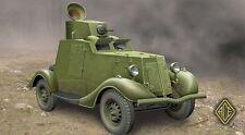 Ace 1/48 FAI-M soviétique blindé léger voiture # 48107