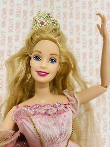 Barbie Nutcracker Clara Sugarplum Fairy Ballerina Doll, Rare,1990's Mattel