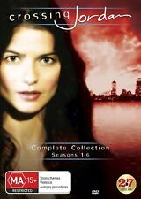CROSSING JORDAN Season 1-6 (Region 1) DVD The Complete Series Collection