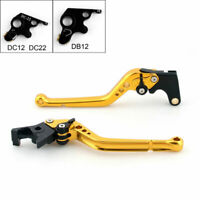 Long Brake Clutch Levers Fit For Ducati 748 916 MONSTER M400 M600 M620 M750 ST2