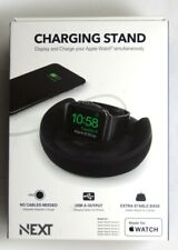 NEXT - Apple Watch Charging Station/Stand - Black