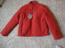 Womens Red Jacket GM Cadillac Special Size Small NEW