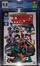 Teen Titans #20 CGC 9.8 (1st Full Appearance of Crush)