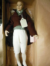 """UFDC 2000 """"Marcus Father Time """" collector's doll with extra outfit"""