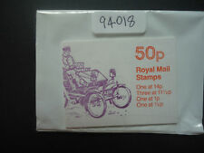 Gb 1981 (50p Booklet Lanchester) Fb 14A Mnh (Average Perfs)