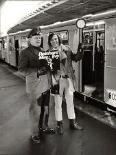 Reinhard Mey - Vintage Pressefoto Foto Norbert Unfried (U-2931
