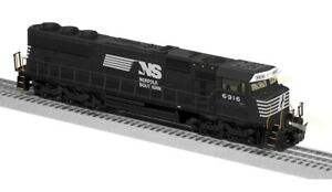 ✅LIONEL LEGACY NORFOLK SOUTHERN SD60E DIESEL ENGINE 6-83424 MINT IN BOX