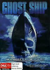 Ghost Ship - Action / Horror / Violence / Terror - Gabriel Byrne - NEW DVD