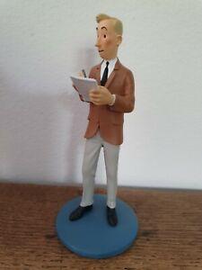 Figurine TINTIN  H.S. Hergé  au Congo moulinsart No Leblon St Emett