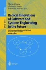 Radical Innovations of Software and Systems Engineering in the Future-ExLibrary