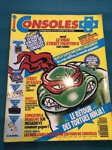 Consoles  Plus + Magazine Numero 15 / Decembre 1992