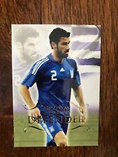 2011 Unique Futera Soccer Card - Greece SEITARIDIS Mint
