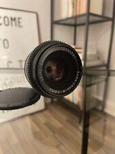 Leica Summicron-R 50mm Lens with Leitax EF Adapter