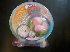 New The Orb Factory Glitter Petz Bird with Clip