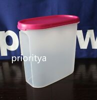 Tupperware Modular Mates Oval Container #3 with Flat Seal in Pink New