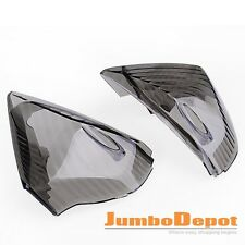 Motorcycle Smoke Turn Signal Tail Light Cover For Suzuki GSXR 600 750 2006-2007