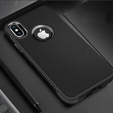 Luxury Slim Shockproof Rugged TPU Bumper Case Cover for Apple iPhone X Xs