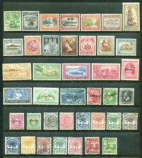 x133 - SAMOA Lot of Various Issues. Used, MH, MNH