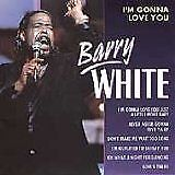 WHITE Barry - I'm gonna love you - CD Album