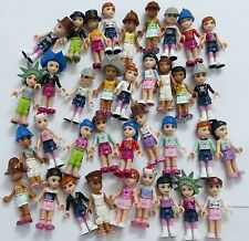 LOT OF 20 LEGO Friends and other mix Random ACTION FIGURES  #KJK8