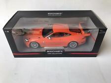 Minichamps Jaguar XKR GT3 orange 2008 1/18 150081391