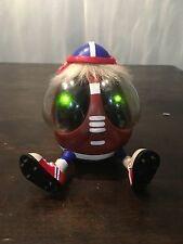Ooglies GRIDIRON 1999 Toy, By Playmates Electronic, Football Player