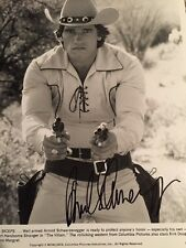 Arnold Schwarzenegger SIGNED Autograph PHOTO PSA/DNA COA PSA 8x10 The Villain