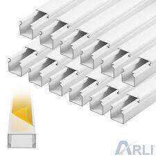 Canal de câbles auto-adhésif 25x25mm PVC 18M installationskanal électrique câble