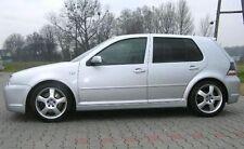 """VW GOLF 4 IV (5-türer) - SEITENSCHWELLER """"R32""""  (grundiert) - TUNING-GT"""