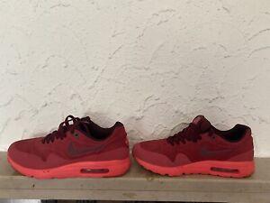 Nike Air Max 1 Ultra Moire Gym Red 42,5 Super Selten!! Neuwertig