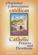 Oraciones y Devociones Católicos (2015, Hardcover)
