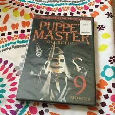 Puppet Master 9 Movie Collection (Dvd, 2012, 2-Disc Set)