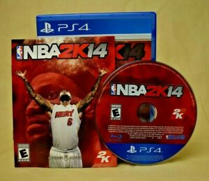 NBA 2K14 (Sony PlayStation 4, 2013) Exclusive Content
