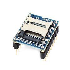 1PCS U-disk audio player SD card voice module MP3 Sound module WTV020-SD-16P