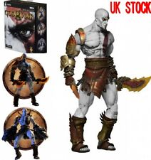 UK Neca God of War 3 Ultimate Kratos 7 inch Action Figure Collector Kid Toy Gift