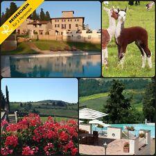 7 Tage 2P 4★ Hotel nahe Florenz Toskana Italien Kurzurlaub Hotelgutschein Urlaub