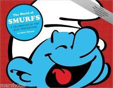 THE WORLD OF SMURGS CELEBRATION OF TINY BLUE PROPORTIONS BOOK MATT MURRAY
