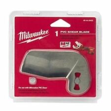 NEW MILWAUKEE 48-44-0405 PVC REPLACEMENT SHEAR BLADE FOR 2470-20 OR 2470-21 SALE