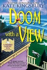 Doom with a View : A Merry Ghost Inn Mystery by Kingsbury (2017, Hardcover) CM
