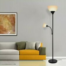 Sunllipe LED Torchiere Floor Lamp | 70 Inches, Sturdy Standing