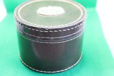 FABERGE BRUT AFTERSHAVE  RARE VINTAGE Leather GIFT BOX SET