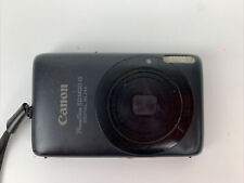 Canon PowerShot SD1400 IS 14.1MP Digital Camera - Black - Camera Only