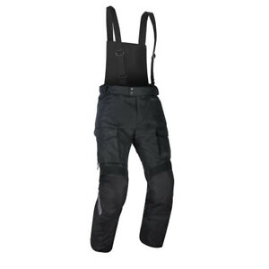 OXFORD CONTINENTAL 2.0 WATERPROOF ARMOURED TEXTILE JEANS / PANTS BLACK 4XL £169