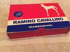 RAMINO SCALA 40 TRIPLEX TELATO PLASTIFICATO CAVALLINO MASENGHINI