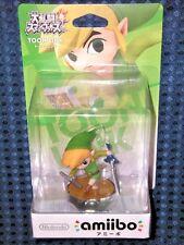Nintendo Switch amiibo Toon Link Legend Zelda Super Smash Bros Ultimate JAPAN FS