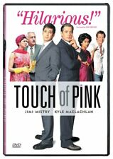 A TOUCH OF PINK (JIM MISTRY, KYLE MACLACHLAN) *NEW DVD*