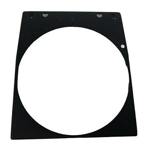 NEW Nikon F black front cosmetic plate
